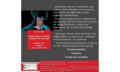 Tiroid Hastalıklarında Homeopati Yaklaşımı