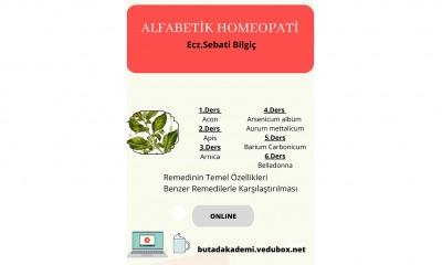 Alfabetik Homeopati