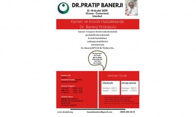 Kanser Hastalıklarında Banerji Protokolü