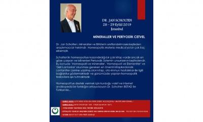 Dr. Jan Scholten & Mineraller ve Periyodik Cetvel
